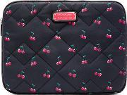 Marc By Marc Jacobs , Crosby Quilt Nylon Fruit Tablet Case