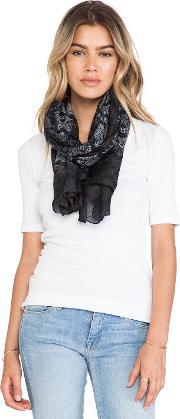 Marc By Marc Jacobs , Heart Snake Print Scarf