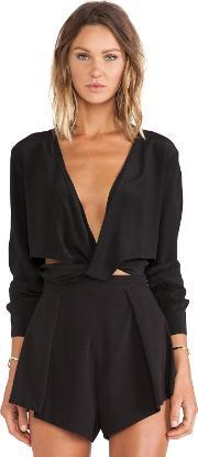 Maurie & Eve , Trigger Knot Top