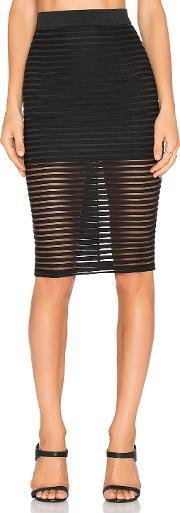 Rise , Parallel Lines Skirt