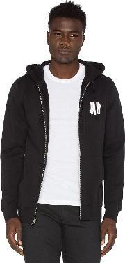 Undefeated , Chest Strike Zip Hoodie