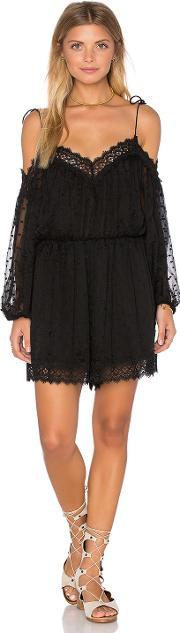 Zimmermann , Realm Scallop Playsuit