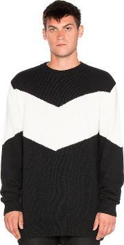 D Gnak , Color Blocking Pullover