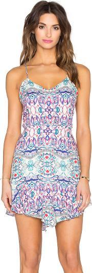 Oh Boy , Vestido Orfeu Mini Dress