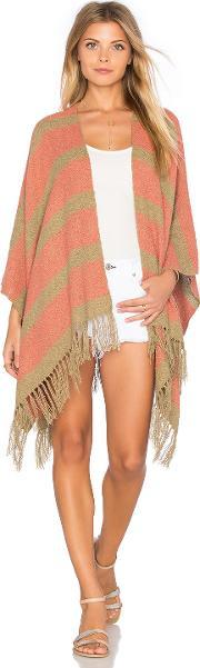 Tejido , Open Front Poncho