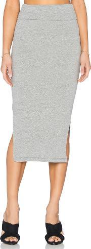 James Perse , Double Split Skirt