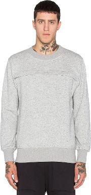 Wil Fry , Pouched Sweatshirt