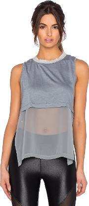 Koral Activewear , Lucid Double Layer Top