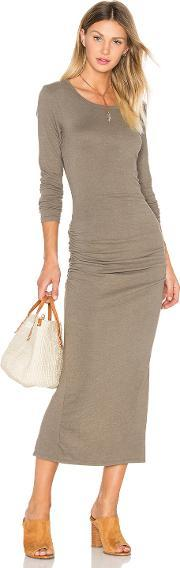 James Perse , Skinny Split Dress