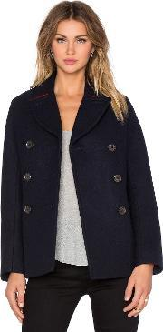 Marc By Marc Jacobs , Norman Bonded Wool Coat