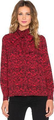 Marc By Marc Jacobs , Strawberry Thief Blouse