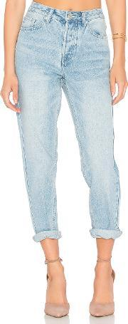Assembly Label , High Waist Jeans
