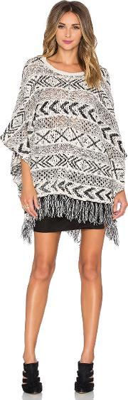 Bb Dakota , Campbell Fringe Poncho