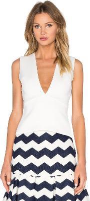 By Johnny , V Plunge Shell Top