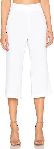 Enza Costa , Cropped Flare Trouser Pant