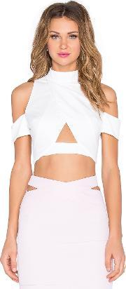 Rise , Say You'll Be Mine Crop Top