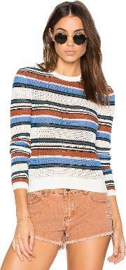 Rvca , Polly Cropped Sweater