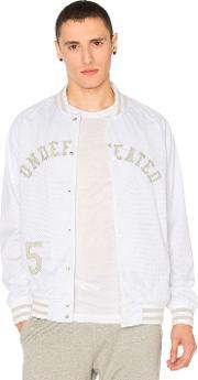 Undefeated , Mesh Varsity Jacket