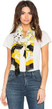 Marc By Marc Jacobs , Lemon Slices Scarf