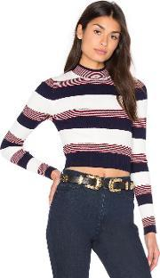 Again , Winona Cropped Sweater