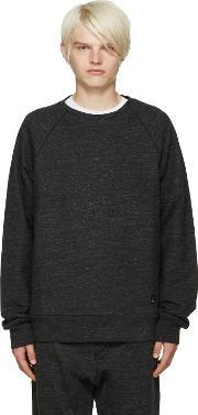 Isaora , Black Space Pullover