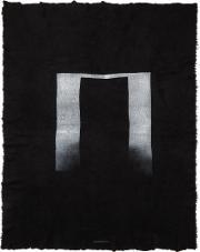 Nils , Nil S Black And White Stole