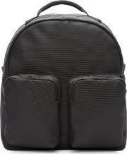 Yeezy Season 1 , Black Nylon Pocket Backpack