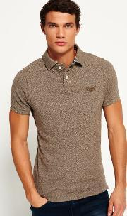 Superdry , Classic Grindle Pique Polo Shirt
