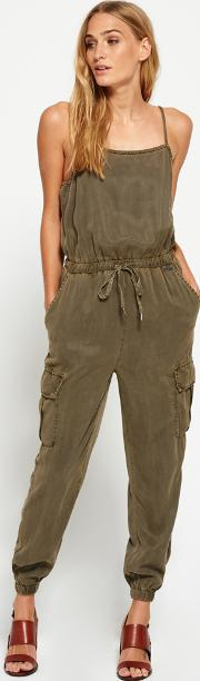Superdry , Cargo Casual Jumpsuit