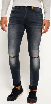 Superdry , Super Skinny Ripped Jeans