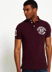 Superdry , Super State Pique Polo