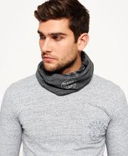 Superdry , Merino Snow Tube Snood