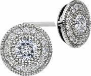 Mastercut , 18ct Diamond Cluster Earrings C6er001 060w