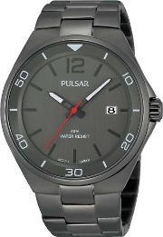Pulsar , Mens Grey Watch Ps9327x1