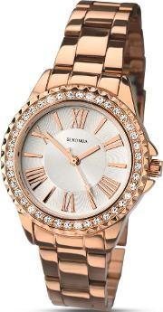 Sekonda , Ladies Rose Gold Watch 2358