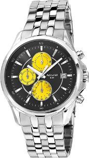 Accurist , Mens Chronograph Watch Mb932by