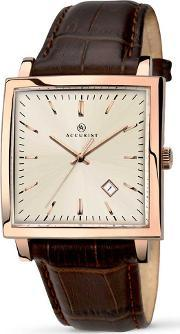 Accurist , Mens Londons Watch 7030