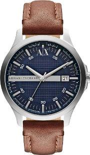 Armani Exchange , Mens Hampton Watch Ax2133