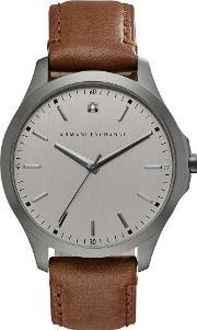 Armani Exchange , Mens Hampton Watch Ax2195