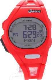 Asics , Unisex Digital Chronograph Watch Cqar0110