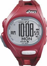 Asics , Unisex Digital Chronograph Watch Cqar0203