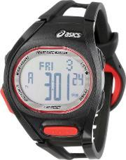 Asics , Unisex Heart Rate Monitor Watch Cqah0101