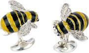 Deakin And Francis , Bumble Bee Cufflinks C1567s0001
