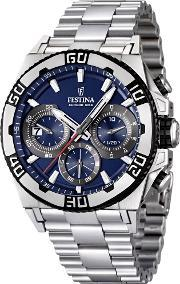 Festina , Mens Chrono Bike Watch F16658-2
