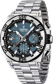 Festina , Mens Chrono Bike Watch F16658-3