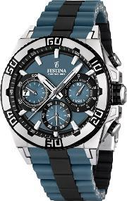 Festina , Mens Chrono Bike Watch F16659-3