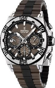 Festina , Mens Chrono Bike Watch F16659-4