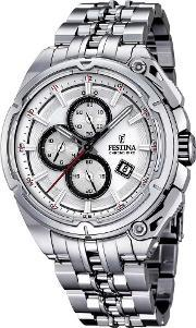 Festina , Mens Chronobike 2015 Bracelet Watch F168811