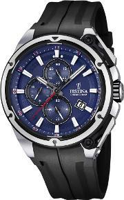 Festina , Mens Chronobike 2015 Strap Watch F168822