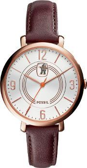 Fossil , Ladies Cin-e-matic Watch Le1031